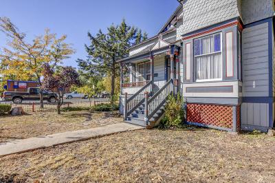 Prescott Multi Family Home For Sale: 346 Montezuma Street
