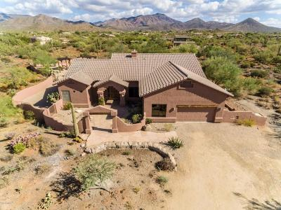 Cave Creek Single Family Home For Sale: 41095 N Canyon Ridge Trail