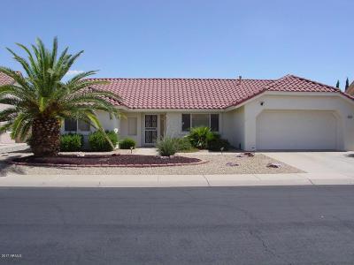 Sun City Single Family Home For Sale: 14717 W Sentinel Drive W