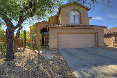 Cave Creek Single Family Home For Sale: 4605 E Juana Court