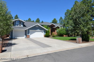 Flagstaff Single Family Home For Sale: 1349 N Wakonda Street