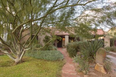 Phoenix Single Family Home For Sale: 318 W Coronado Road