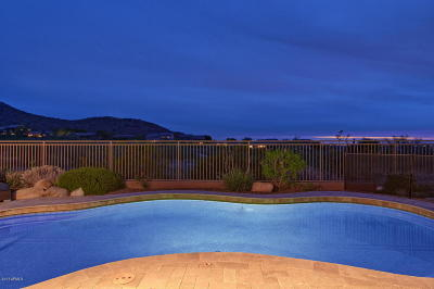 McDowell Mountain Ranch Single Family Home For Sale: 11011 E Acoma Drive