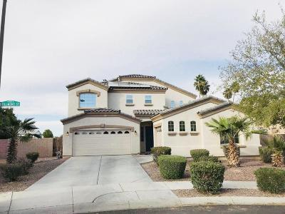 Goodyear Single Family Home For Sale: 15944 W Fillmore Street