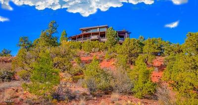 Sedona Single Family Home For Sale: 85 Dardanelle Road
