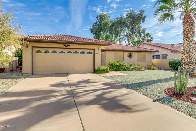 Sun Lakes Single Family Home For Sale: 8877 E Fairway Boulevard
