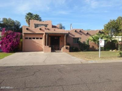 Phoenix Single Family Home For Sale: 4540 E Heatherbrae Drive