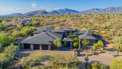 Scottsdale Single Family Home For Sale: 37562 N 104th Place
