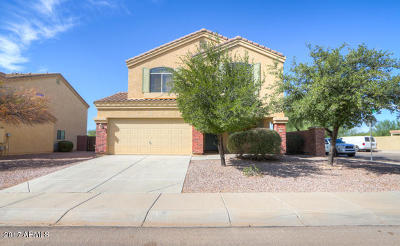 Casa Grande Single Family Home For Sale: 3649 N French Place