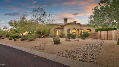 Scottsdale Single Family Home For Sale: 8664 E Chama Road