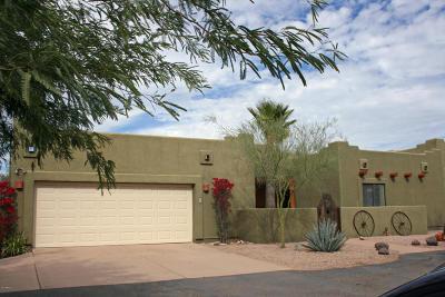 Phoenix Single Family Home For Sale: 132 E Ridgecrest Road