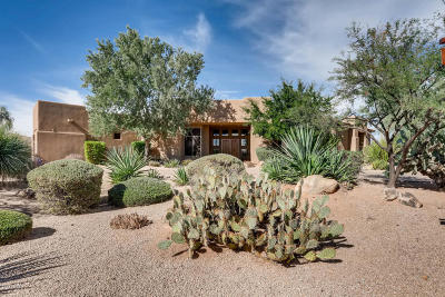 Scottsdale Single Family Home For Sale: 6368 E Ironwood Drive