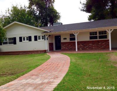 Phoenix Single Family Home For Sale: 3901 E Highland Avenue
