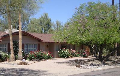 Phoenix Single Family Home For Sale: 5846 N 42nd Street