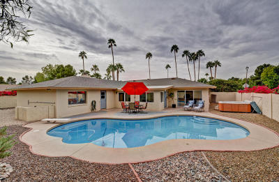 Scottsdale Single Family Home For Sale: 8306 E Via De Las Flores