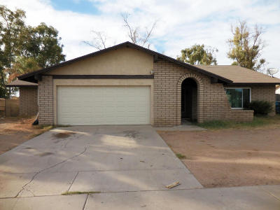 Phoenix Single Family Home For Sale: 4530 N 105th Avenue