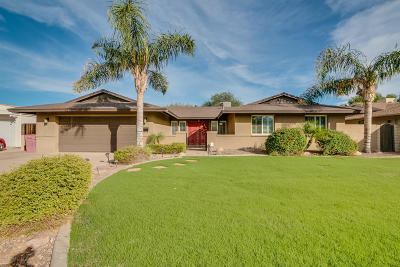 Park Scottsdale, Park Scottsdale 1 Lots 1-181, Park Scottsdale 1, Park Scottsdale 1-B, Park Scottsdale 11, Park Scottsdale 14, Park Scottsdale 15, Park Scottsdale 18, Park Scottsdale 19, Park Scottsdale 2, Park Scottsdale 20 Single Family Home For Sale: 5007 N 86th Place
