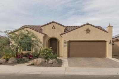 Buckeye Single Family Home For Sale: 21614 N 266th Lane
