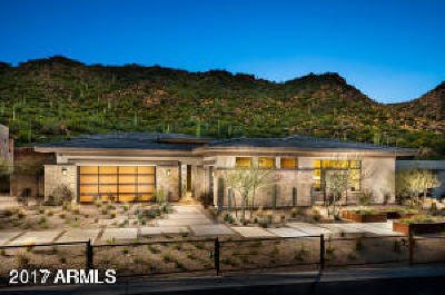 Fountain Hills Single Family Home For Sale: 13201 N Stone View Trail