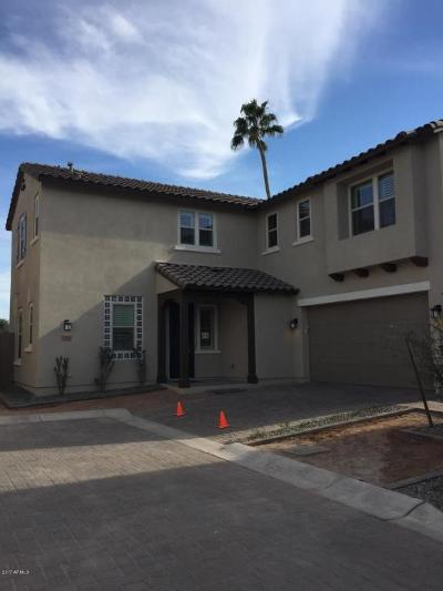 Phoenix Single Family Home For Sale: 3321 N 25th Place