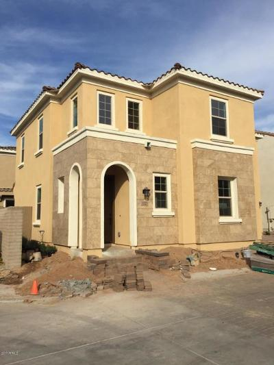 Phoenix Single Family Home For Sale: 3315 N 25th Place