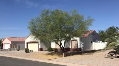 Arizona City Single Family Home For Sale: 9542 W Hartigan Place