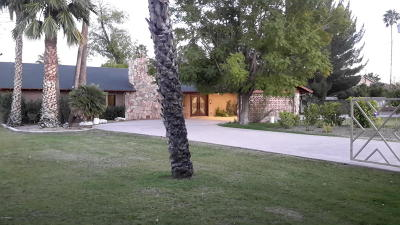 Mesa Single Family Home For Sale: 1807 N Val Vista Drive