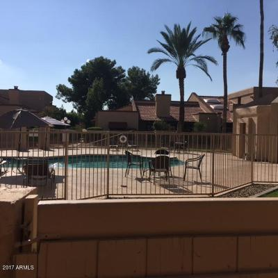 Scottsdale Condo/Townhouse UCB (Under Contract-Backups): 6900 E Gold Dust Avenue #124
