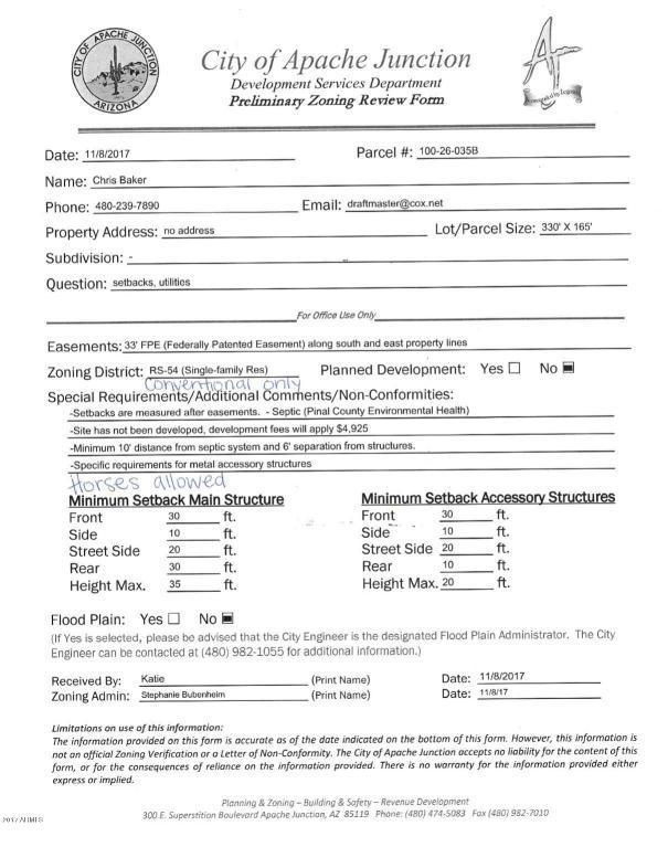 Listing Superstition Blvd Apache Junction Az Mls 5686161