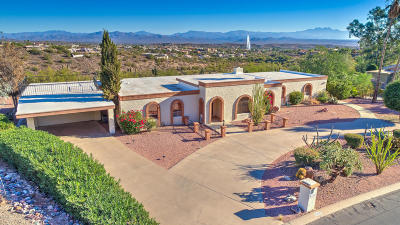 Fountain Hills Single Family Home For Sale: 16056 E Ocotillo Drive