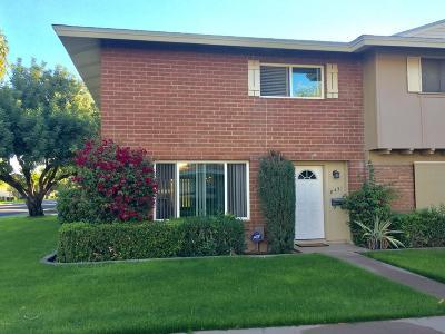 Scottsdale Condo/Townhouse For Sale: 8431 E Montebello Avenue