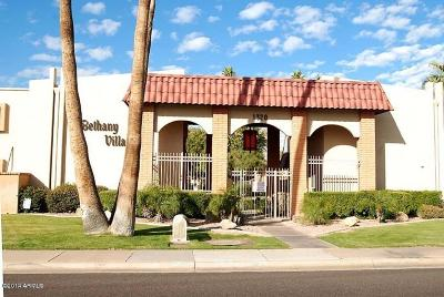 Phoenix Patio For Sale: 1320 E Bethany Home Road #72