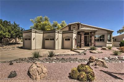 Rio Verde Single Family Home For Sale: 18544 E Four Peaks Blvd