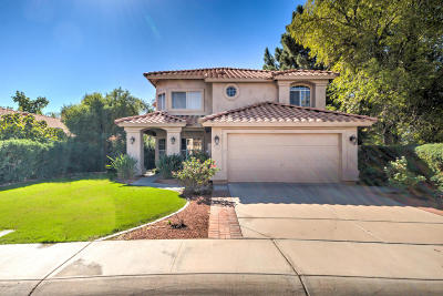 Chandler, Gilbert, Scottsdale, Tempe Single Family Home For Sale: 1610 S Sycamore Place