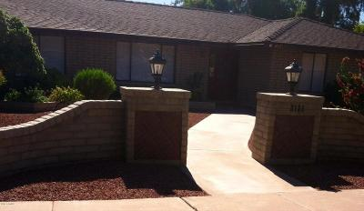 Tempe Single Family Home For Sale: 2121 E Huntington Drive