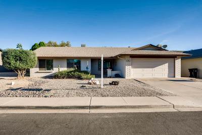 Single Family Home For Sale: 10621 E Hope Drive