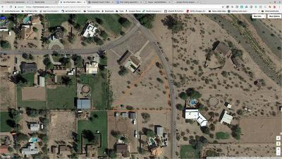 Queen Creek Residential Lots & Land For Sale: 19535 E Via De Olivos