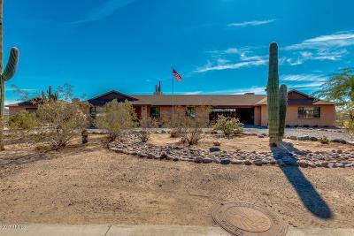 Peoria Single Family Home For Sale: 8925 W Cielo Grande
