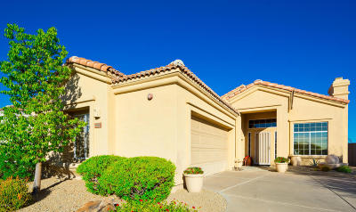Scottsdale Single Family Home For Sale: 9605 N 118th Way