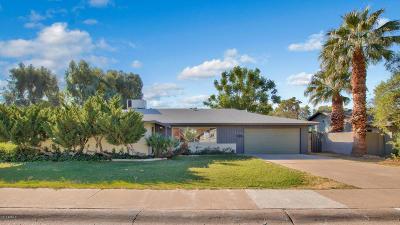 Phoenix Single Family Home For Sale: 1631 E Claremont Street