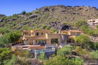 Paradise Valley Single Family Home For Sale: 6305 E Hummingbird Lane