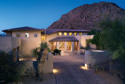 Desert Highlands, Desert Highlands Phase 1, Desert Highlands Area A Lot 40-71 Tr A Pvt St, Desert Highlands Phase 2, Desert Highlands Phase 3 Single Family Home For Sale: 10040 E Happy Valley Road #59