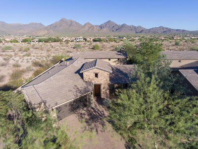 Single Family Home For Sale: 17991 N 95th Street