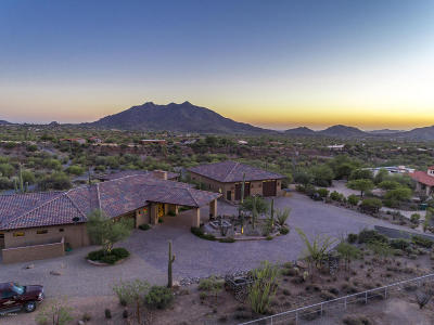 Cave Creek Single Family Home For Sale: 40111 N 72nd Street