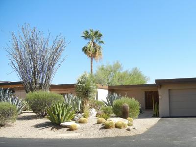 Carefree AZ Single Family Home For Sale: $649,000
