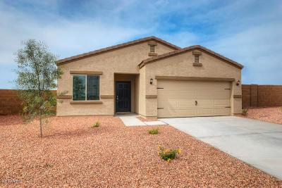 Phoenix Single Family Home For Sale: 8128 W Wood Lane