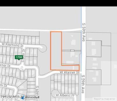 Phoenix Residential Lots & Land For Sale: 5900 W Warner Street