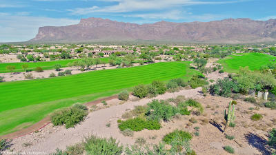 Gold Canyon Residential Lots & Land For Sale: 3540 S First Water Trail
