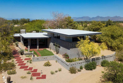 Paradise Valley Single Family Home For Sale: 6430 E Cheney Drive