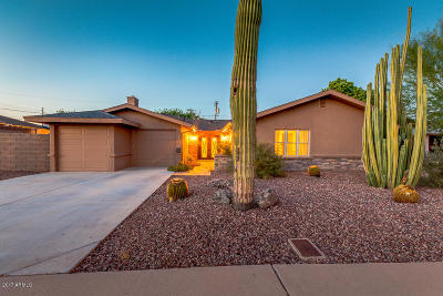 Scottsdale Single Family Home For Sale: 6414 E Sheridan Street